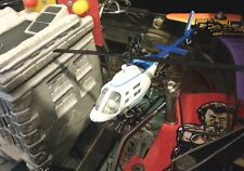 DIRTY HARRY Pinball Active Helicopter mod