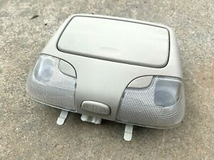 HOLDEN COMMODORE VY VZ INTERIOR DOME MAP LIGHT SUNGLASSES HOLDER 92084127