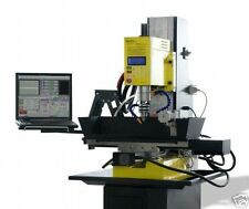 Syil X4 plus CNC Milling Machine with 4th axis