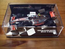 1/43 Vodaphone McLaren Mercedes MP4/23 Heiki Jerez 2009