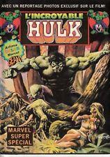Comics et romans graphiques US hulk