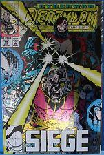 Marvel Comics Cyberwar Deathlok  SIEGE 19 JAN Part 3 of 5