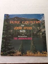 """JIMMY STURR  """"Pure Country""""  NEW SEALED POLISH POLKA LP  1 of the Last 3 left !!"""