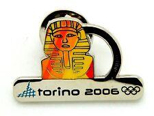 Pin Spilla Olimpiadi Torino 2006 - Monumenti Museo Egizio 2