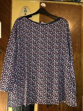 Ladies Tunic Top Yours Clothing Plus Size 26 28 New