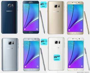 Unlocked Samsung Galaxy Note 5 N920S 5.7 Inch 32GB 16.M Camera