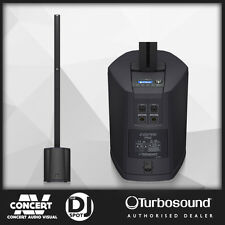 "Turbosound INSPIRE iP500 - 600 Watt Powered Column Loudspeaker with 8"" Subwoofer"