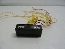 C-TON INDUSTRIES DK772 PANEL METER LCD DPM +5V 2V 4.5 DIGIT RED