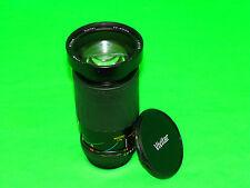 Vivitar 28-210mm f3.5-5.6 Macro Zoom for Pentax PK-A/R Manual Focus Camera EUC
