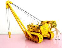 1/50 Norscot CAT Caterpillar 572C Pipelayer W/Metal Tracks DieCast 55210