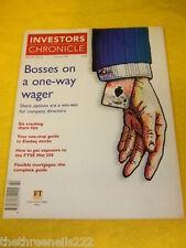 INVESTORS CHRONICLE - EASDAQ STOCKS - JUNE 4 1999