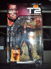 NEW Terminator 2 MOVIE MANIACS 4 T-800 Figure McFARLANE