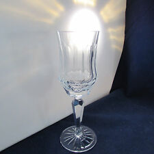 Galway Crystal OLD GALWAY Star Cut Foot Claret / Red Wine Glass