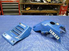 Yamaha Warrior Vintage 1987 Front Hood & Tank Cover Fairway Blue