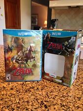 NEW Legend of Zelda: Twilight Princess HD Nintendo Wii U With Box (NO AMIIBO)