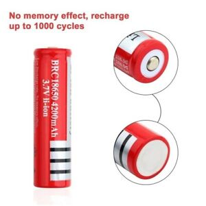 Ultrafire 3.7V Rechargeable Li-ion Battery 4200mAh