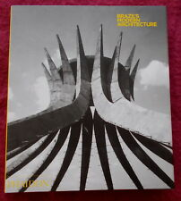 BRAZILS MODERN ARCHITECTURE BOOK EDITED BY ANDREOLI & FORTY 2004 1ST EDITION