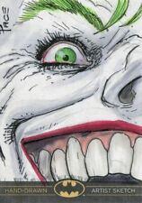 DC Batman The Legend Sketch Card By Richard Pace