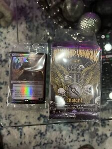 Magic The Gathering Secret Lair Drop Series Party Hard, Shred Harder Open Box