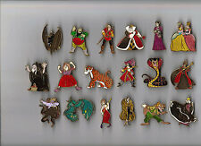 Disney Pins- LE 500 - Disney Shopping 2008 Villains Series- **EVIL QUEEN ONLY**