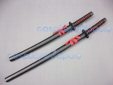 Hakuouki Shinsengumi Kitan Souji Okita Katana Tachi Wakizashi Cosplay 2 Swords