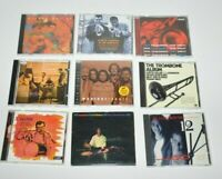 Lot of 9 Jazz CD's Weather Report This Is Jazz No. 10 Brown and Roach Inc Jack T