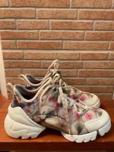 dior floral fashion sneakers women 37 7