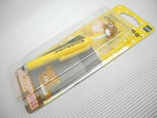 Rilakkuma Mobile Phone Stylus Pen 3.5mm & Cute Dust Plug, YELLOW
