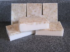 Homemade Oatmeal and Vanilla Soap in Shea butter Poison Ivy Remedy