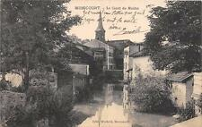 CPA 88 MIRECOURT LE CANAL DU MOULIN