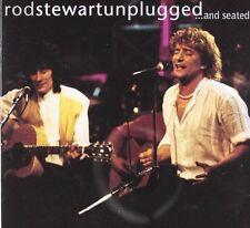 Rod Stewart - Unplugged...And Seated - Rod Stewart CD K8VG