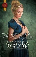 The Shy Duchess by Amanda McCabe (2011, Paperback)