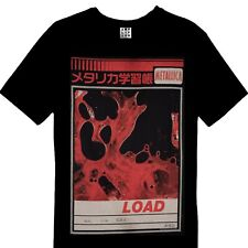 More details for amplified metallica - load official licensed t-shirt