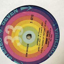 Johnny Mathis- Rapture- Stereo Seven 8715- VG Jukebox EP