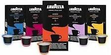 250 Capsule Lavazza Compatibili Nespresso Delicato Armonico Deciso Vigoroso Dek
