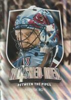 2011-12 Between The Pipes Masked Men IV Silver #MM-41 Patrick Roy