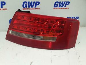 AUDI A5 RIGHT TAILLIGHT A5/RS5/S5, 8T, COUPE/CABRIO, LED TYPE, 08/09-08/11