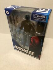 GI Joe Classified 6 inch Snake Eyes 02 MISB Very Nice Packaging