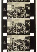 1950's USAF Air Force Military 16mm Film Home Movie LAB Party VINEGAR Vtg