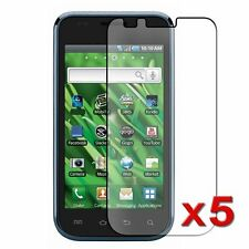 5 X Crystal Clear Screen Protector for Samsung Galaxy S Vibrant T959 (T-Mobile)