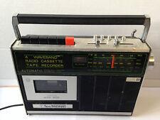 POSTE RADIO CASSETTE TECTRONIC / VINTAGE