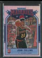 2017-18 CHRONICLES MARQUEE HOLO JOHN COLLINS RC /99