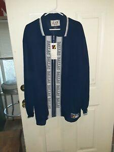 nfl jacket xl light wt. Full zips