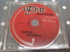 Da Brat - In love wit chu promo cd single