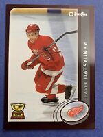 2002 O-Pee-Chee Topps All Star Rookie #235 Pavel Datsyuk Detroit Red Wings RC