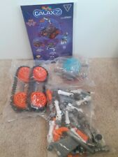 Brand New GalaxZ Zoob Astrotech Rover 3 In 1 Construction Toy Vehicle