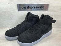 Men's Nike Air Force 1 Ultraforce High Flyknit 880854-005 Black Size 9.5