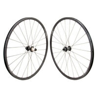 Origin8 Bolt Alloy 30 Road Bike Wheelset 700c 24h 8-11 speed Tubeless QR CL Disc