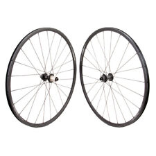 Origin8 Bolt Alloy Road Bike Wheelset 700c 24h 8-11 speed Tubeless QR CL Disc