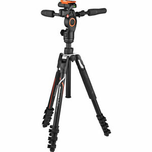 Manfrotto Befree 3-Way Live Advanced for Sony Alpha Cameras Mfr # MKBFRLA-3W